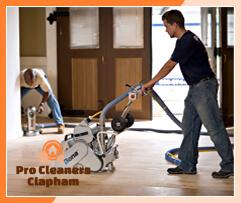 Floor Sanding Clapham