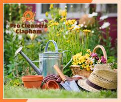 Gardening Services Clapham