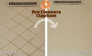 Bathroom Cleaning Clapham
