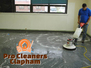 Hard Floor Cleaning Clapham